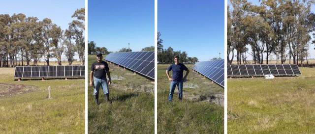 """""""La energía renovable ha pasado a ser la elección primaria de mucha gente"""""""